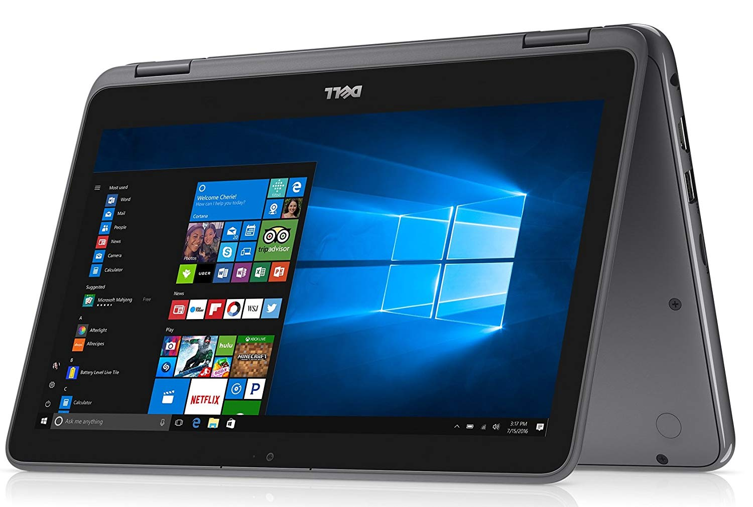 bc8cf0d3b8a9 Newest 2018 Dell Lightweight Inspiron – The power to inspire Laptop  productivity and Windows Tablet convenience converge in one stylish and  versatile device ...