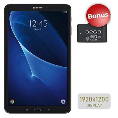 Samsung Galaxy Tab A 10.1-inch Touchscreen (1920x1200) WiFi Tablet, Octa-Core