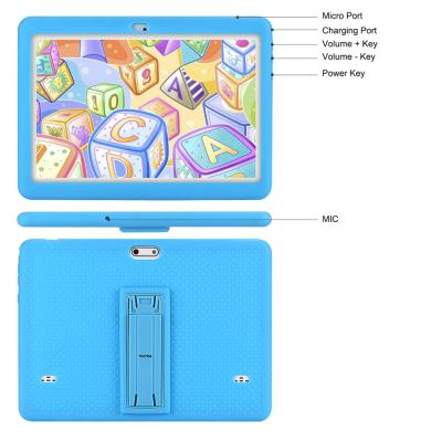 2019 Tagital T10K 10-inch Kids Tablet, 10.1 inch Display, Kids Mode Pre-Installed