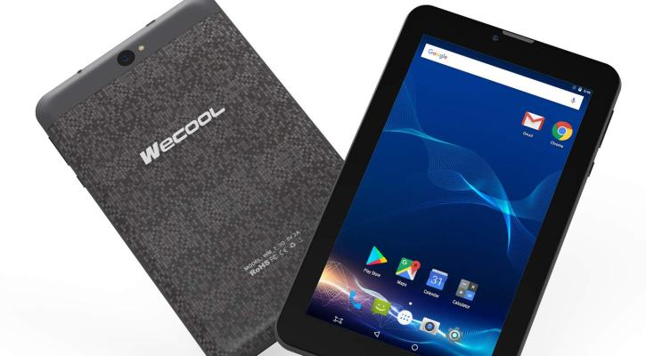 2019 WECOOL 7-inch Android Phone Tablet, Google Android 7.0, 3G Phablet