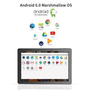 Winnovo VTab 10-inch Android WiFi Tablet, 2GB RAM, 16GB Storage, Quad-Core
