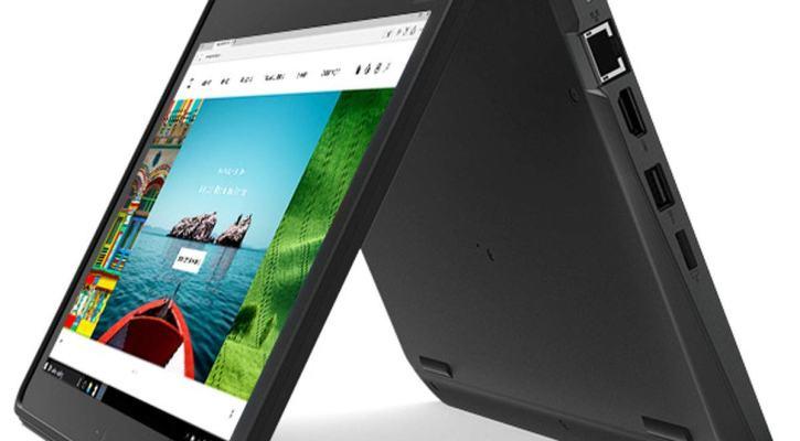 2019 Lenovo Thinkpad Yoga 11e 5th Gen 11.6-inch Anti-Glare HD IPS Touchscreen