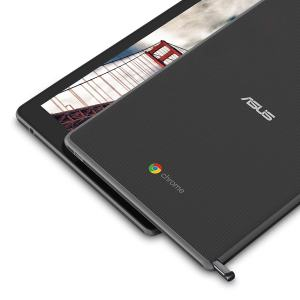 Asus Chromebook Tablet CT100 9.7-inch QXGA Touchscreen, OP1 Hexa-Core