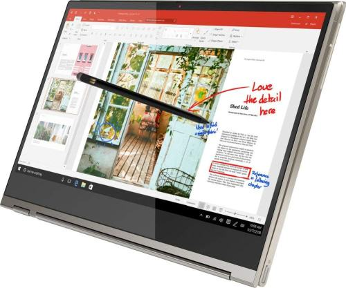 2019 Lenovo Yoga C930 2-in-1 13.9-inch 4K UHD Touch-Screen Laptop Tablet, 8th Gen
