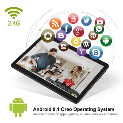 2019 Winsing 10-inch Android Tablet, Google Android 8.1 Oreo, RAM 2GB, Hard Drive 32GB