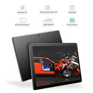 2019 VANKYO MatrixPad Z4 Pro 10.1-inch Tablet, Android 9.0 Pie, 2GB RAM, 64GB Storage