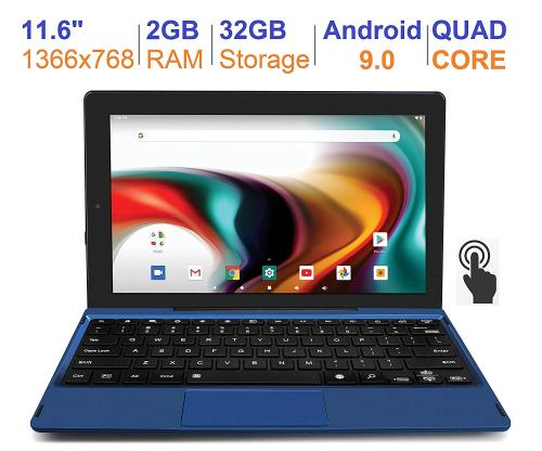 2019 RCA 11 Delta Pro 11.6-inch 2-in-1 Tablet Laptop with Detachable Keyboard