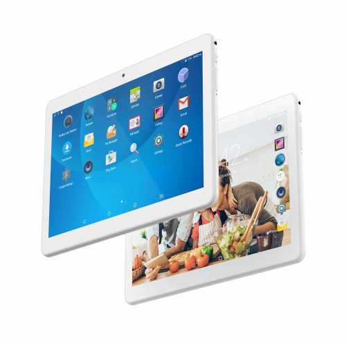 Lectrus 10.1-inch 5G Tablet Android 8.1 Go, Dual Band 5G-2.4G WiFi