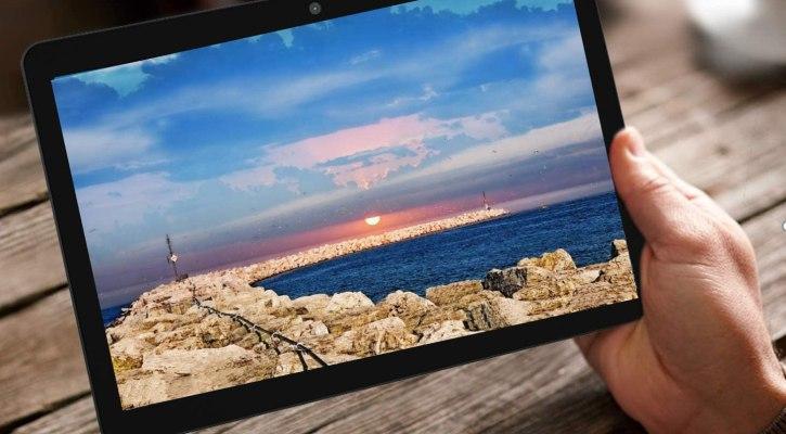 2020 FLYINGTECH 10-inch Phone Tablet, 3G Unlocked Phablet