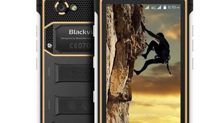 Rugged Smartphone, Blackview BV6000S Tough Dual SIM Phone