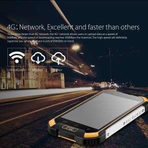 Rugged Smartphone, Blackview BV6000S Tough Dual SIM Phone