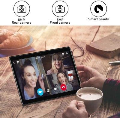 2019 DUODUOGO G10 Phone Tablet 10.1-inch Dual SIM 4G LTE