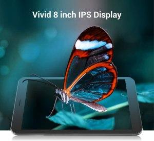 2020 Vankyo MatrixPad S8 Tablet 8-inch, Android 9.0 Pie, 2GB RAM, 32GB Storage