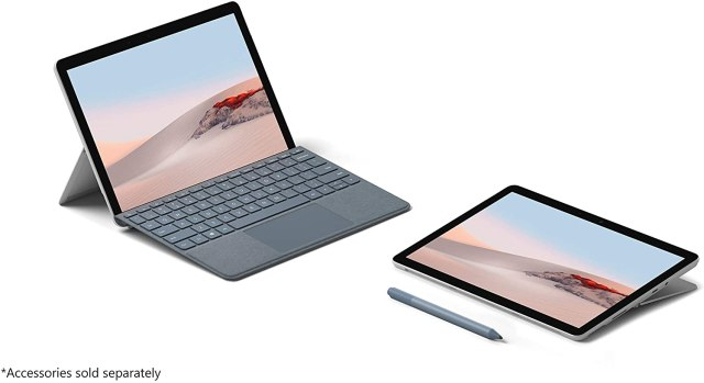 2020 NEW Microsoft Surface Go 2 10.5-inch Touch-Screen Laptop Tablet