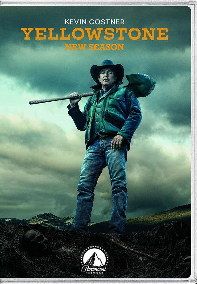 Yellowstone Season Three (DVD)