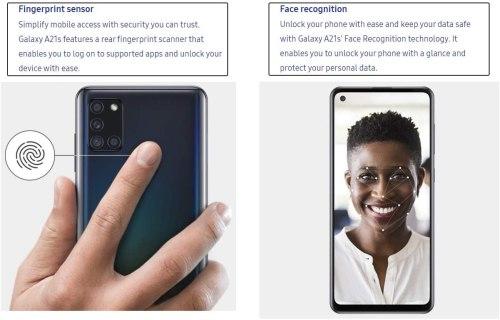 Samsung Galaxy A21s SM-A217M/DS 4G LTE Unlocked