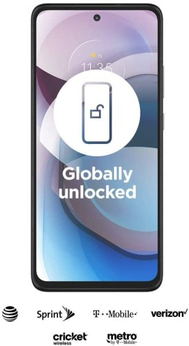 2021 Motorola One 5G Ace Unlocked Cell Phone