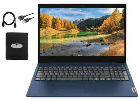 2021 Newest Lenovo IdeaPad 3 15.6-inch Touchscreen HD Laptop