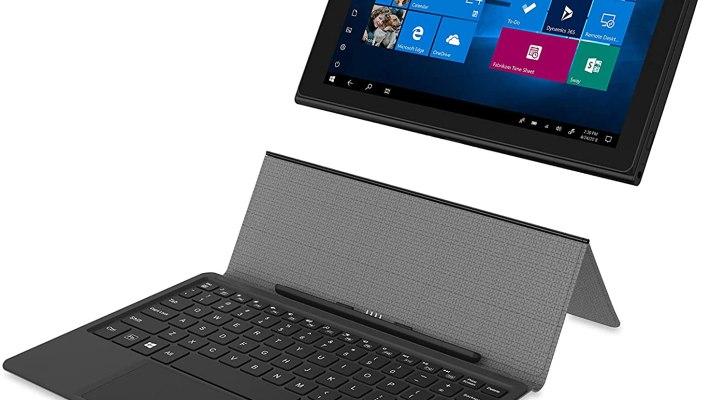 Venturer 10-inch Windows Tablet with Keyboard