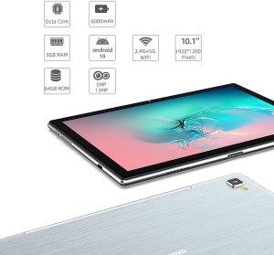 2021 Winnovo WinTab P20 10-inch Android Tablet
