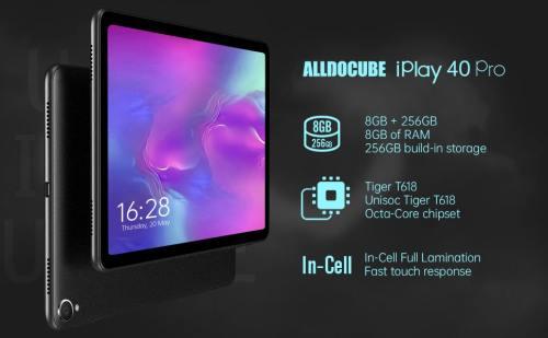 ALLDOCUBE iPlay40Pro 10.4-inch Tablet