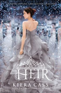 Boekrecensie | The Heir – Kiera Cass