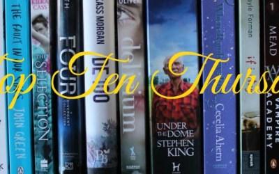 TTT: Top 10 Klassieke Boeken