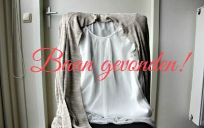 My Life | Baan gevonden!