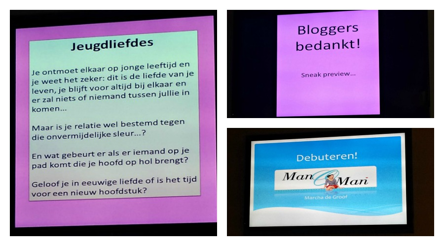 Collage presentaties