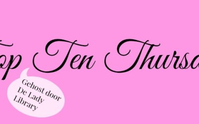 TTT | Top 10 Covers van boeken uit 2014