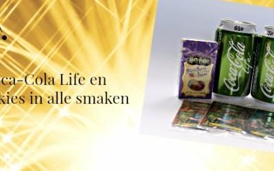 Winnen | Coca-Cola Life en Harry Potter snoep! {Afgelopen}