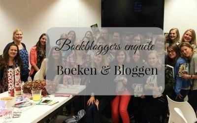 Boekbloggers enquête #2 | Boeken en Bloggen