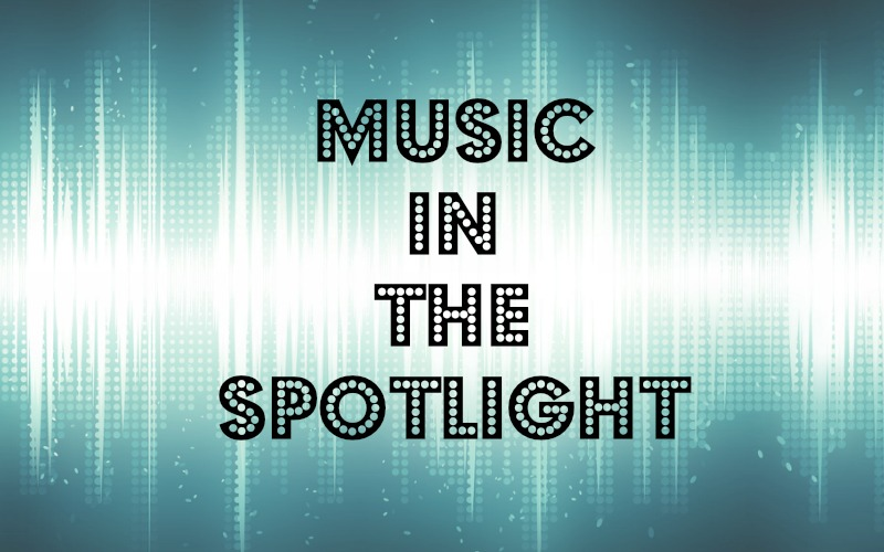 Music in the spotlight
