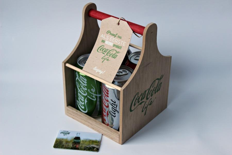 Coca-Cola Life pakket