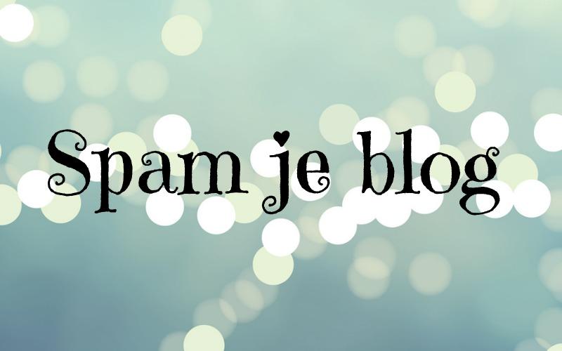 Geen Wie is de Mol? + Spam je blog