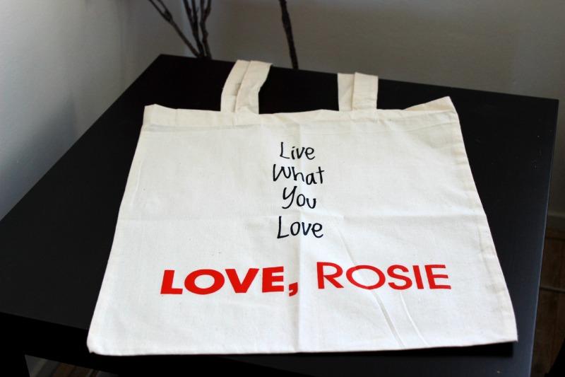 Love, Rosie shopper