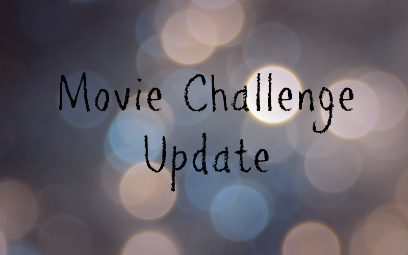 Movie Challenge Update | Welke films keek ik in april?