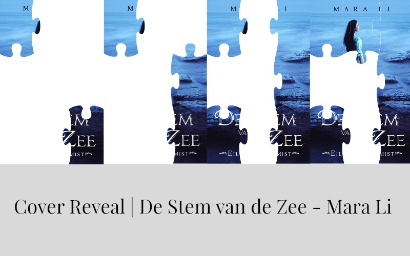 Cover Reveal De Stem van de Zee - Mara Li