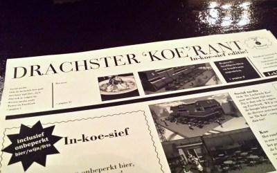 Restaurant | De Lachende Koe in Drachten