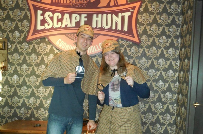 The Escape Hunt Experience kleine foto