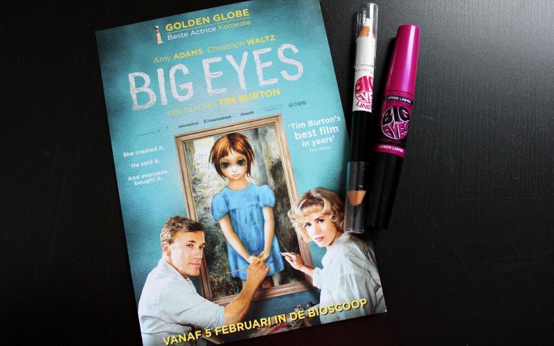 Big Eyes make-up