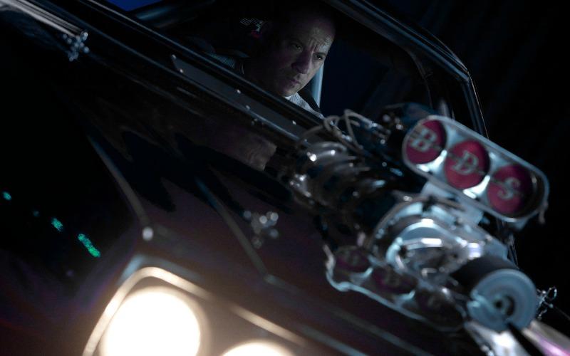 Fast & Furious 7 still