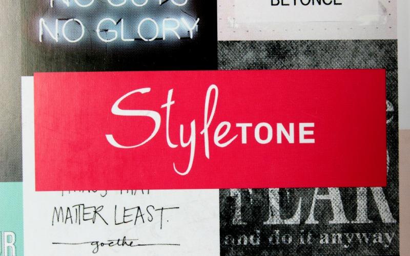 StyleTone Box | December 2016 – Sparkles & Champagne