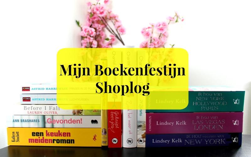 Shoplog | Boekenfestijn Leeuwarden