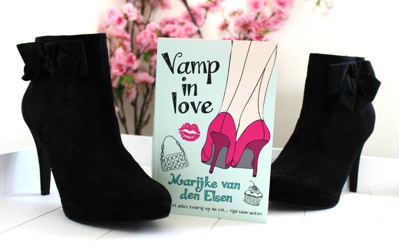 Boekrecensie | Vamp in Love – Marijke van den Elsen