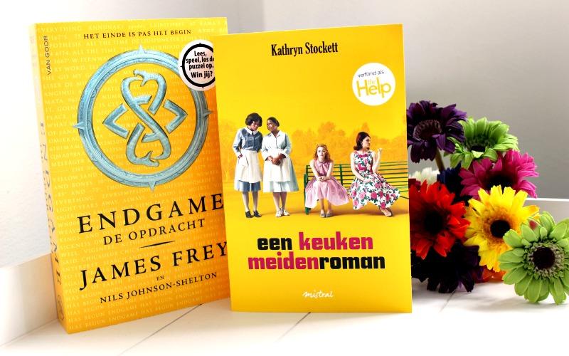 Edgame James Frey - Een keukenmeiden roman Kathryn Stockett
