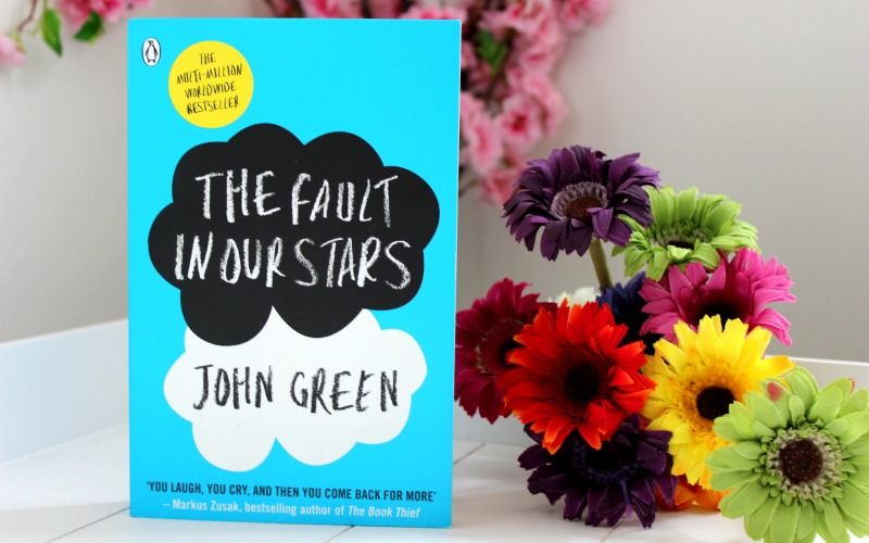 Aanrader | The Fault in Our Stars – John Green