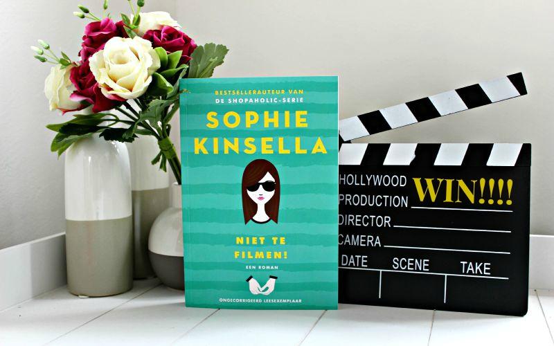 Sophie Kinsella - Niet te filmen! - WIN!