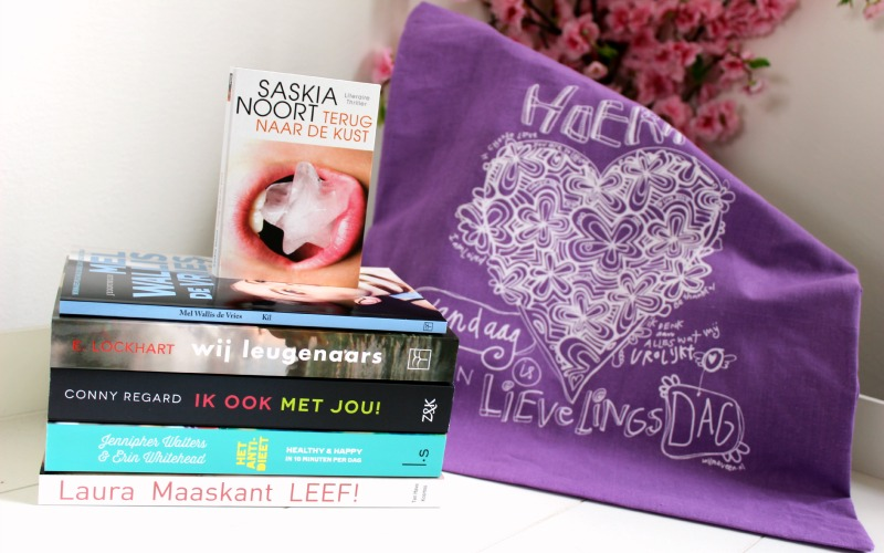 VBK Zomer Books, Blogs & Borrel - Goodiebag boeken