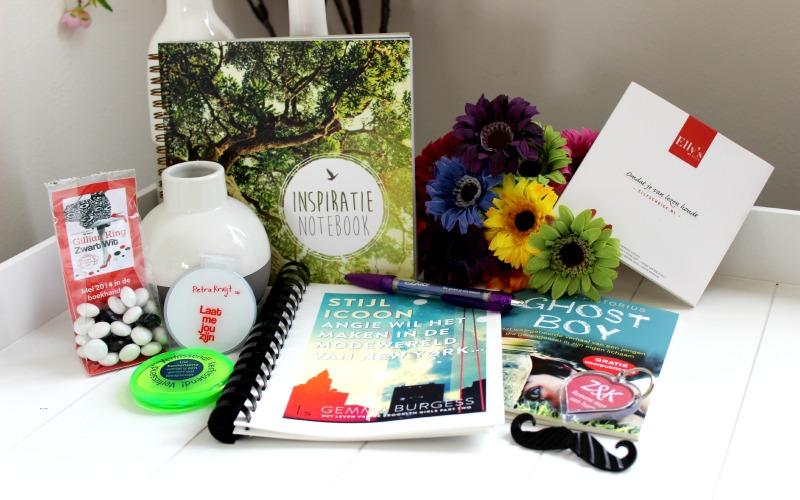 VBK Zomer Books, Blogs & Borrel - Goodiebag extra's